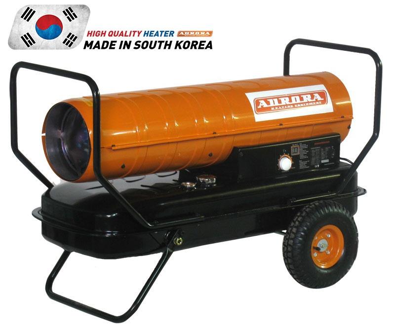 лучшая цена Дизельная тепловая пушка Aurora TK-70000