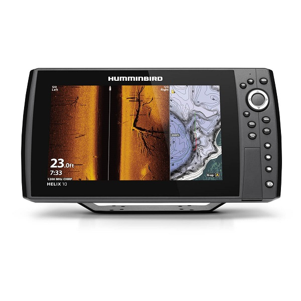 Эхолот/картплоттер Humminbird HELIX 10x CHIRP MEGA SI+ GPS G3N (+ Леска в подарок!) цена