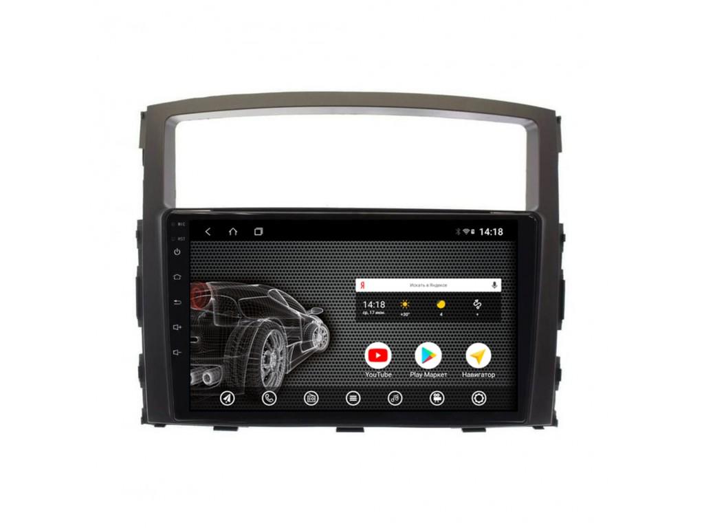 Головное устройство vomi ST2735-T3 для Mitsubishi Pajero 4 2006-2020 (+ Камера заднего вида в подарок!)