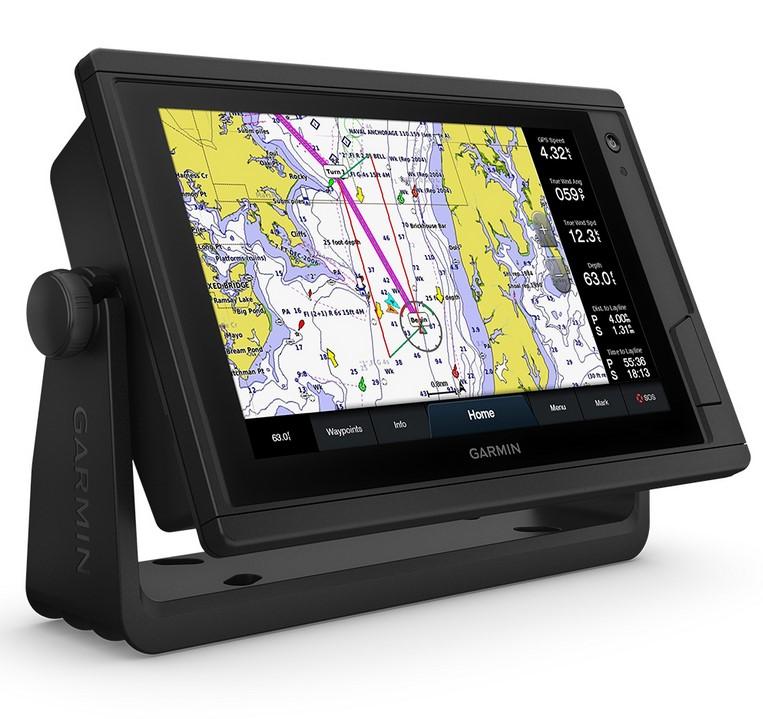 Фото - Картплоттер Garmin GPSMAP 922 Plus (+ Леска в подарок!) garmin oregon 650