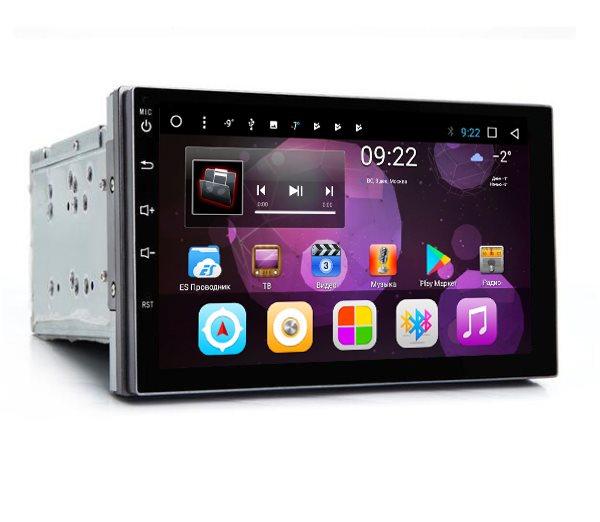 Штатная автомагнитола VOMI ST8688-T8 2DIN универсальная Android 8.1 (+ Камера заднего вида в подарок!)