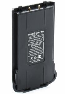 Аккумулятор для рации TurboSky T9 тетрадь на клею printio бэтмен иэн кёртис