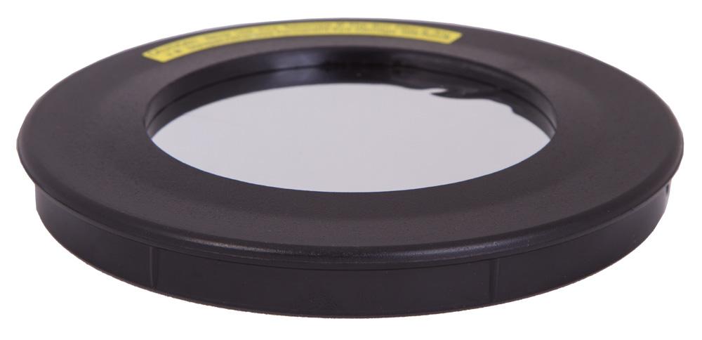 Фото - Солнечный фильтр Sky-Watcher для рефракторов 90 мм линза барлоу sky watcher 2x 1 25 с адаптером для камеры