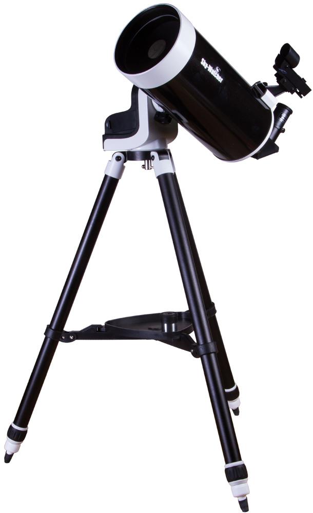 Фото - Телескоп Sky-Watcher MAK127 AZ-GTe SynScan GOTO (+ Книга «Космос. Непустая пустота» в подарок!) телескоп sky watcher mak90 az gte synscan goto