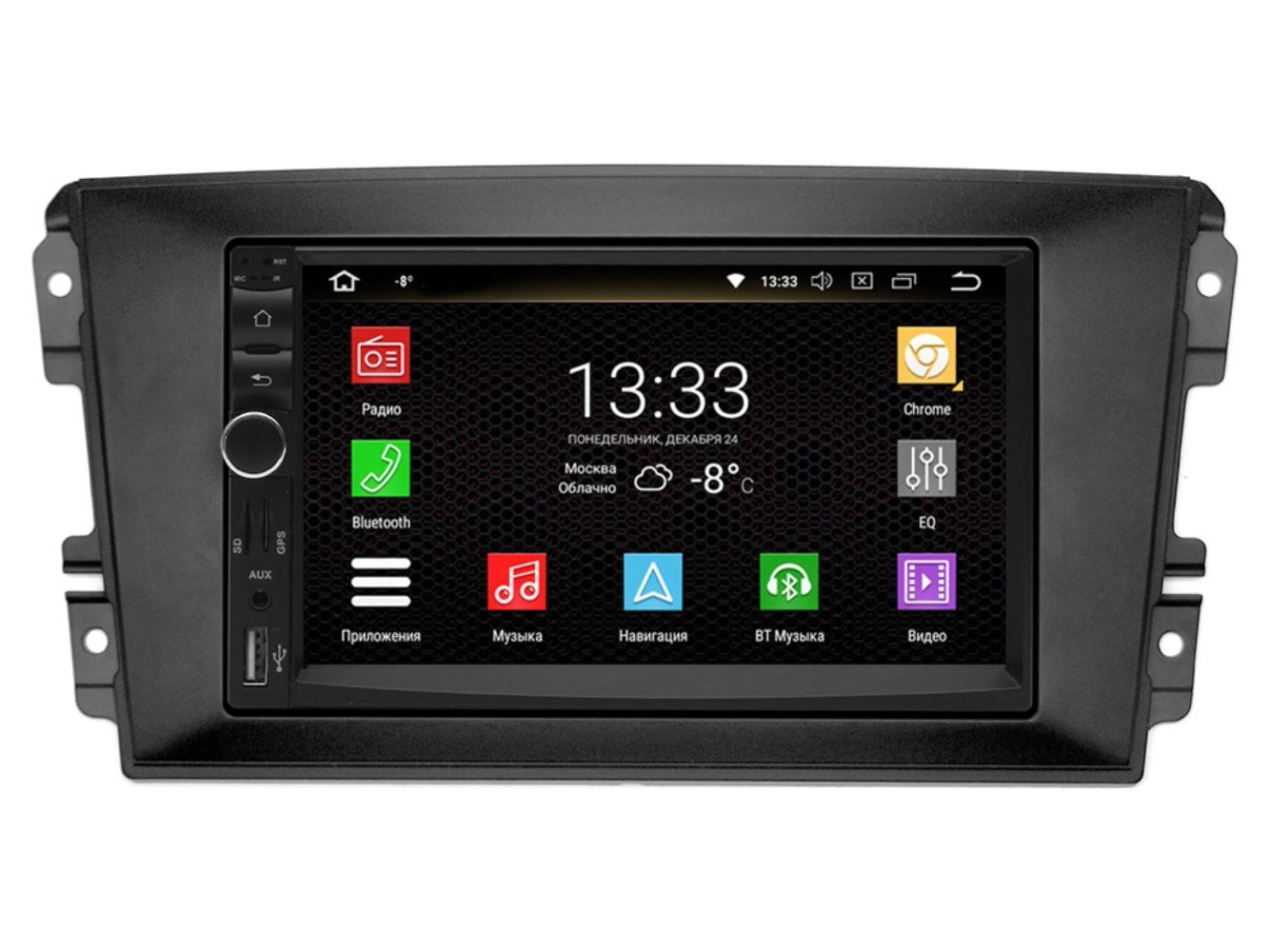 Автомагнитола NaviPilot DROID9L для Datsun on-DO, mi-DO 2015 - н.в. (+ Камера заднего вида в подарок!)