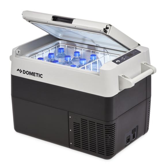 Автохолодильник компрессорный Dometic CoolFreeze CFF 45 (12/24/220В) (+ Пять аккумуляторов холода в подарок!)