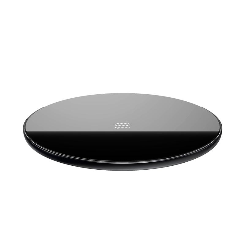 Фото - Беспроводное зарядное устройство Baseus Simple Wireless Charger 10W For HUAWEI Black беспроводная зарядка ugreen qi wireless fast charger black