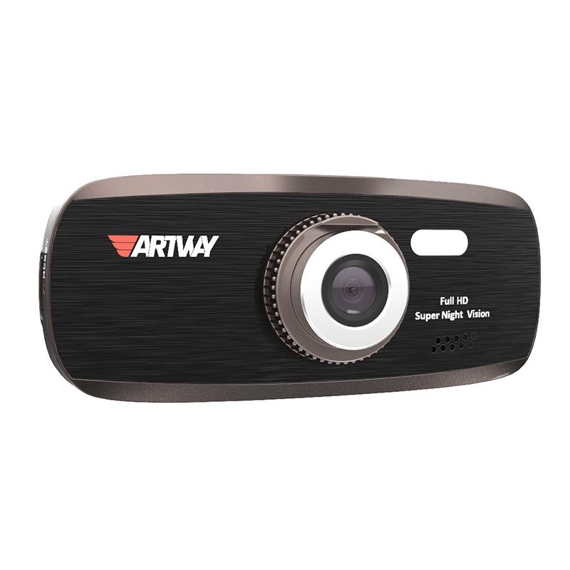Видеорегистратор Artway AV-390 (+ Разветвитель в подарок!) видеорегистратор артвей 390 отзывы