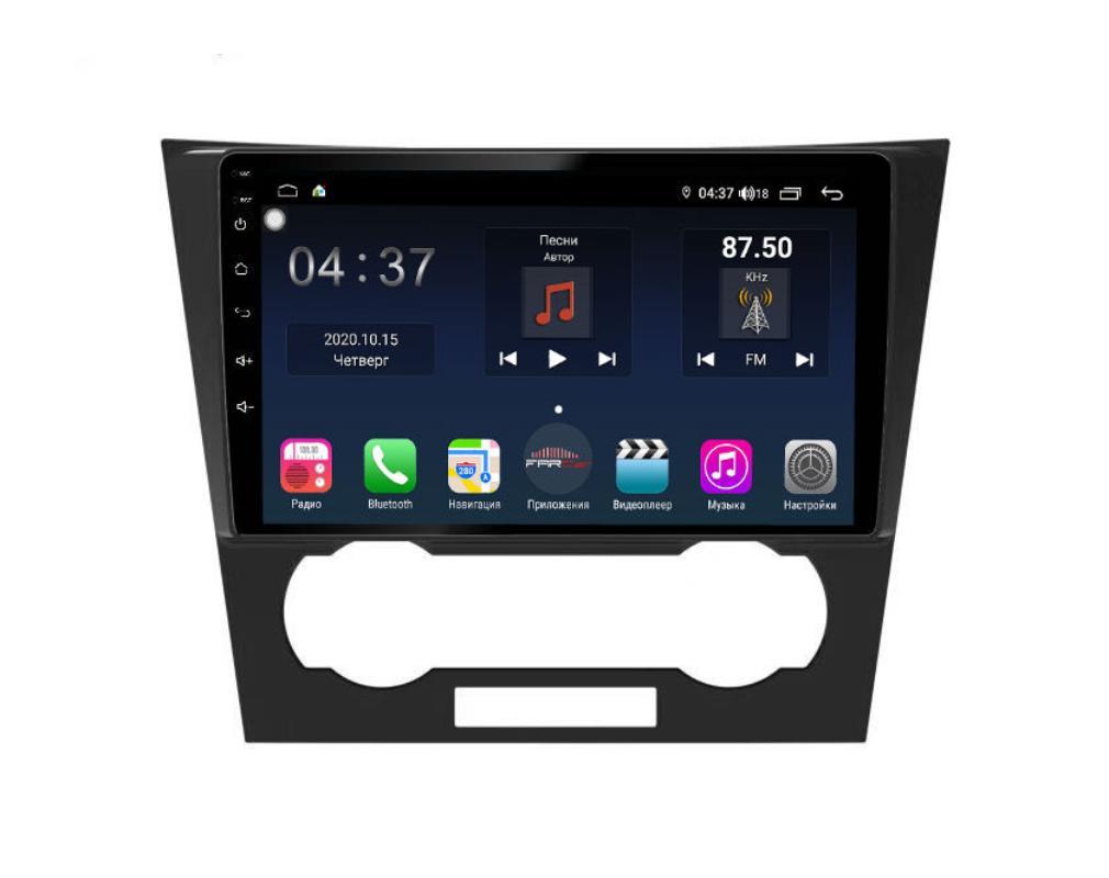 Штатная магнитола FarCar s400 для Chevrolet Aveo, Epica, Captiva на Android (TG020R) (+ Камера заднего вида в подарок!)