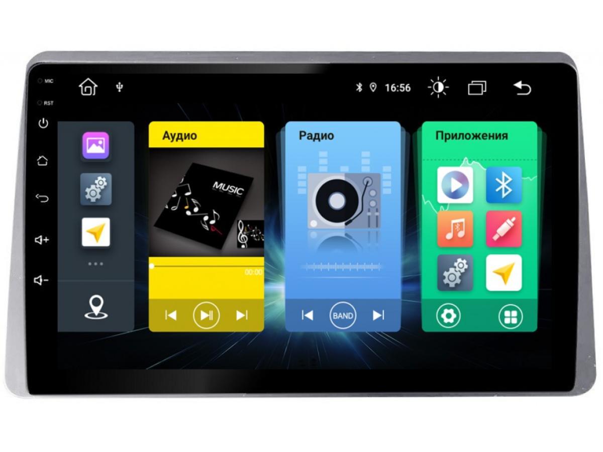 Головное устройство vomi FX401R10-MTK-LTE для Renault Duster 2021+ (+ Камера заднего вида в подарок!)