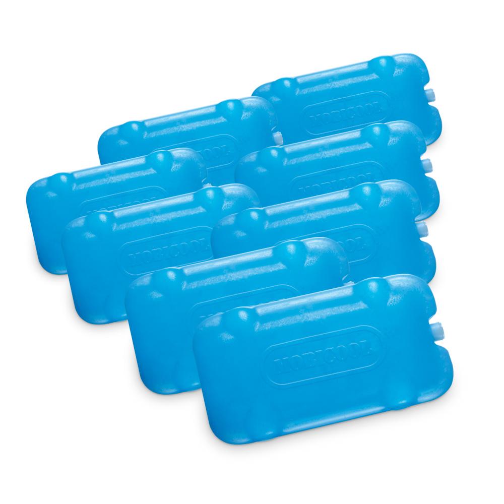 Восемь аккумуляторов холода Mobicool