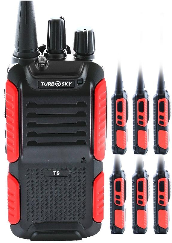 Рация TurboSky T9x7 (Официальный дилер в России)