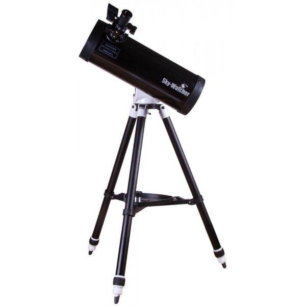 Фото - Телескоп Sky-Watcher P114 AZ-GTe SynScan GOTO (+ Книга «Космос. Непустая пустота» в подарок!) телескоп sky watcher mak90 az gte synscan goto