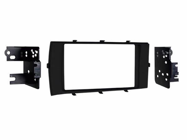 Переходная рамка Metra 95-8239B для Toyota Prius-C 2012+ 2DIN (крепеж)