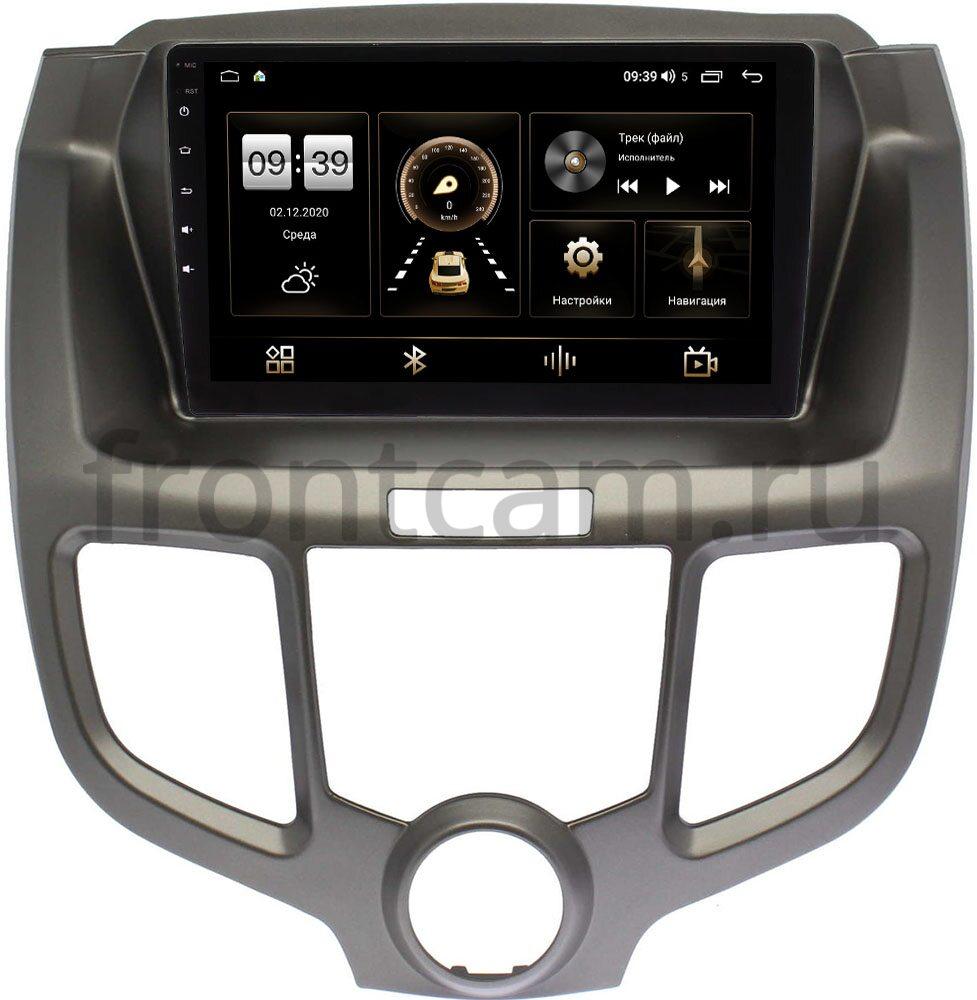 Штатная магнитола Honda Odyssey III 2003-2008 LeTrun 4165-10-odyssey на Android 10 (4G-SIM, 3/32, DSP, QLed) (+ Камера заднего вида в подарок!)