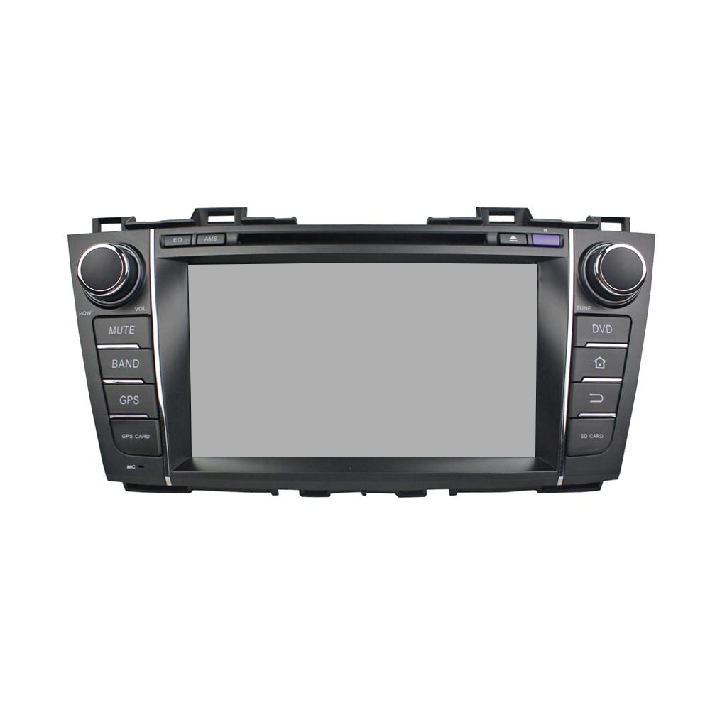 Штатная магнитола CARMEDIA KDO-8005 DVD Mazda 5 / Premacy 2010-2016