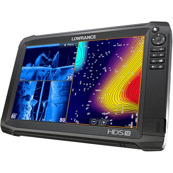 Lowrance HDS-12 Carbon (+ Картография + Аккумулятор + З/У + Струбцина) цены