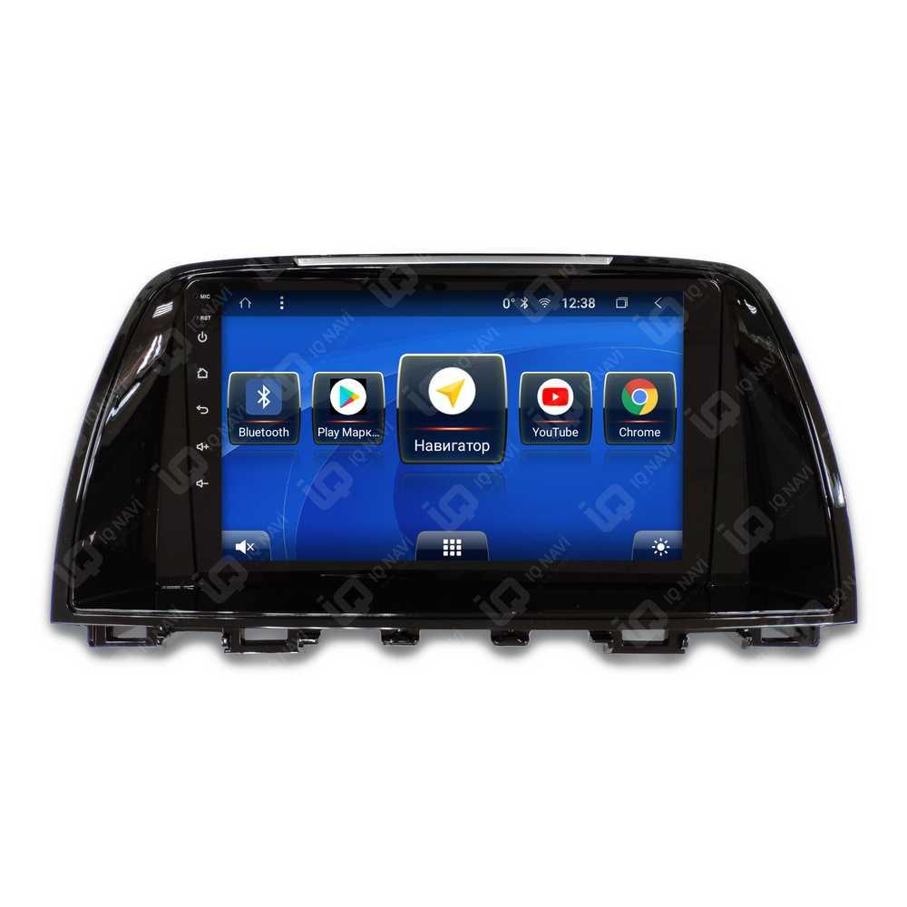 Автомагнитола IQ NAVI T58-1908CFHD Mazda 6 (GJ) (2012-2015) 9