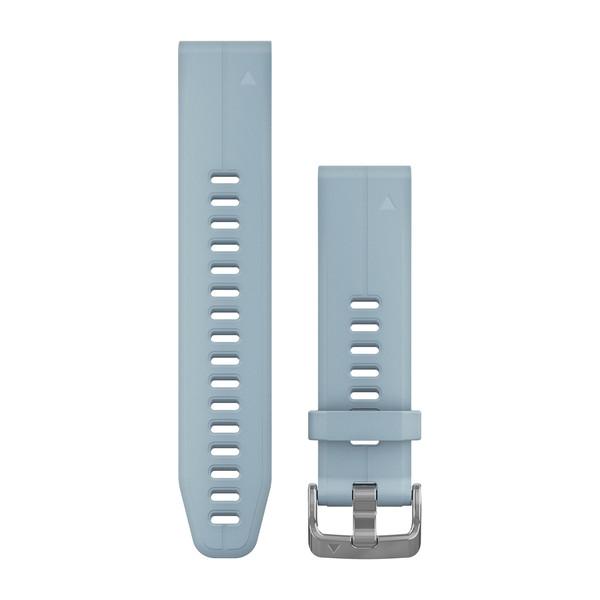 Garmin Ремешок сменный QuickFit 20 мм (силикон) голубой