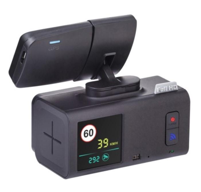 Видеорегистратор Playme Tio S (+ Карта памяти microSD на 64 ГБ в подарок!)