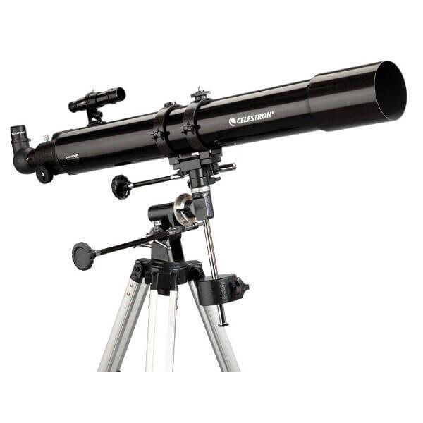 Фото - Телескоп Celestron PowerSeeker 80 EQ (+ Книга «Космос. Непустая пустота» в подарок!) телескоп celestron powerseeker 80 eq салфетки из микрофибры в подарок