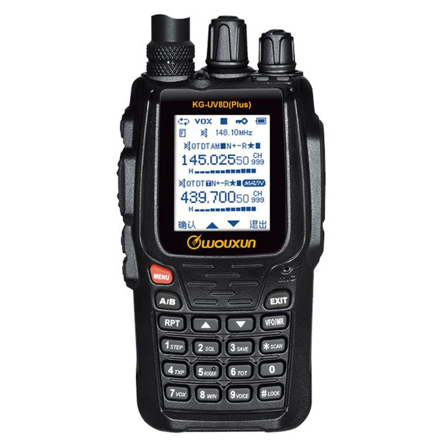 Рация Wouxun KG-UV8D Plus