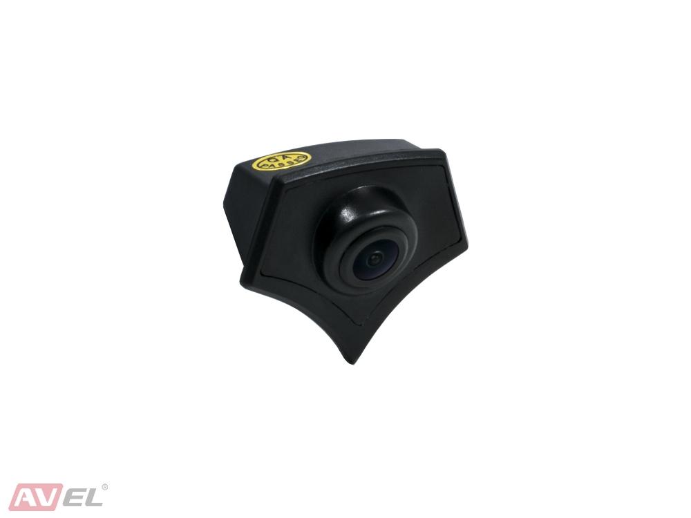 CCD штатная камера переднего вида AVS324CPR (#200) для автомобилей MAZDA