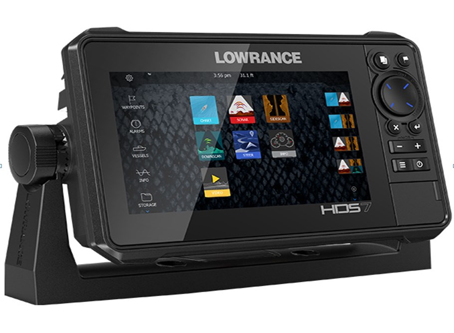 Картплоттер-эхолот Lowrance HDS-7 LIVE с датчиком Active Imaging 3-in-1 (ROW)
