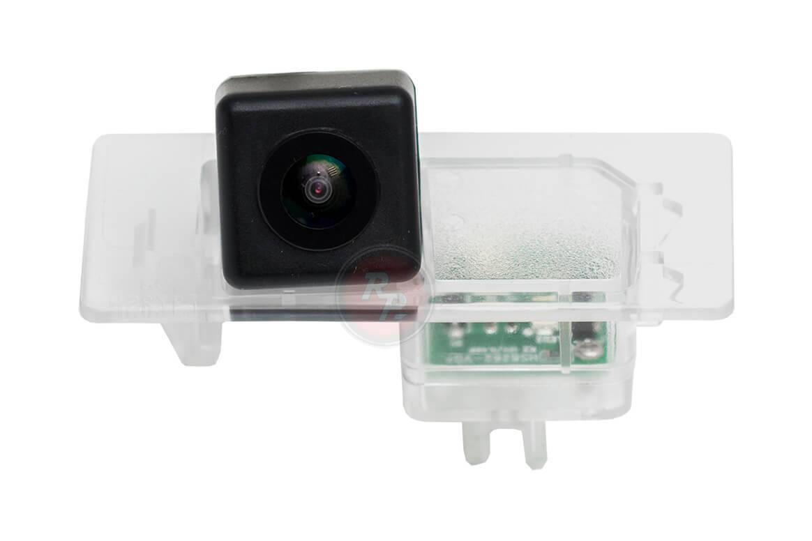 цена на Штатная видеокамера парковки Redpower VW373P Premium для VW Touareg 11+, Touran 10+, Sharan 10+, Polo седан 15+, Skoda Octavia A7 (13+) для авто с диодной подсветкой
