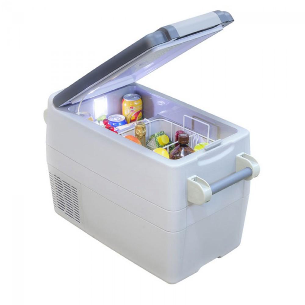 Автохолодильник компрессорный Indel B TB41A (+ Четыре аккумулятора холода в подарок!) stephen venezia ботинки