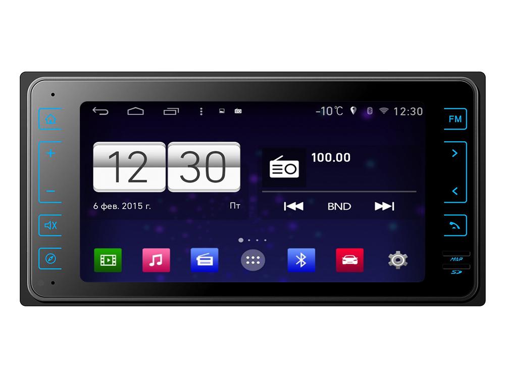 Штатная магнитола FarCar s160 для Toyota Universal (m572-1)