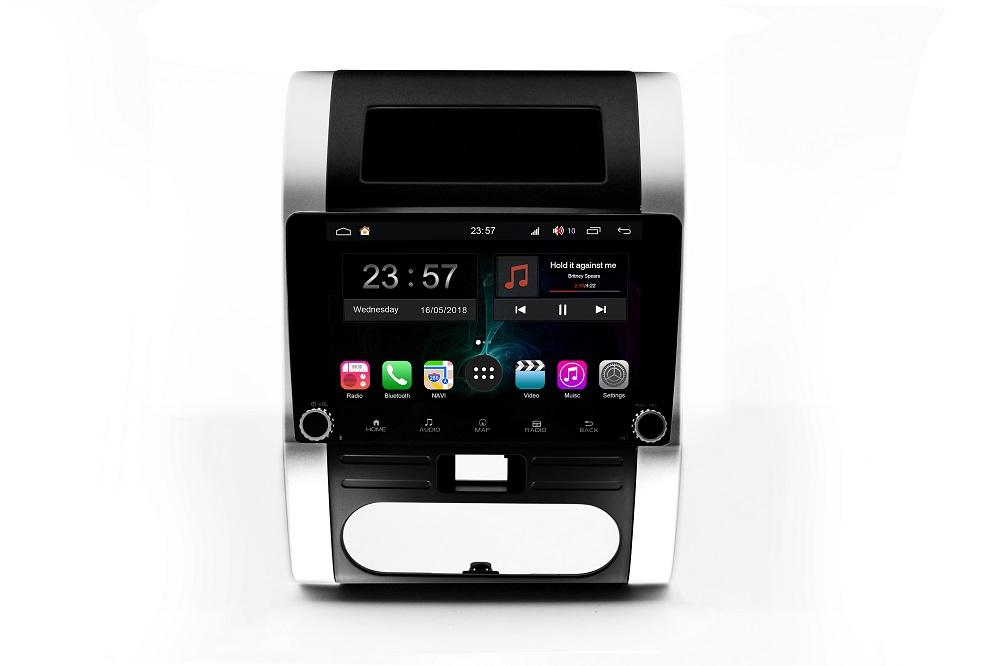 Штатная магнитола FarCar s300-SIM 4G для Nissan X-Trail на Android (RG1193RB) (+ Камера заднего вида в подарок!)