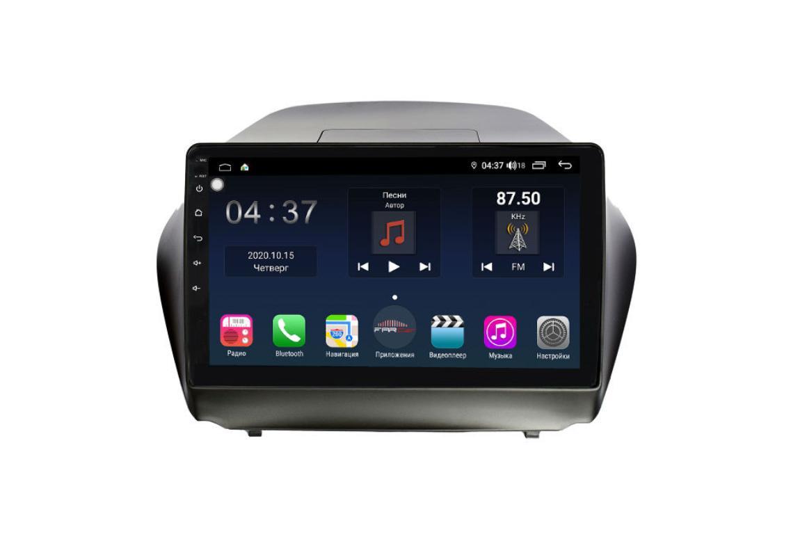 Штатная магнитола FarCar s400 для Hyundai ix35 на Android (TG361R) (+ Камера заднего вида в подарок!)