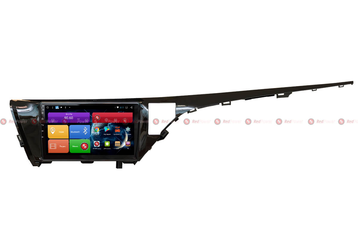 Автомагнитола для Toyota Camry XV70 2018 + RedPower 31331 R IPS DSP ANDROID 7RedPower<br>RedPower – многофункциональные магнитолы с широким набором функций. На борту GPS/ГЛОНАСС модуль, есть возможность подключения к сети Интернет, удобная функция громкой связи и открытая операционная система Android. Доступ в PlayMarket позволяет устанавливать огромное количество приложений, делая ШГУ незаменимым помощником водителя.