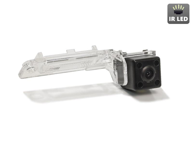 CMOS ИК штатная камера заднего вида AVIS Electronics AVS315CPR (#100) для SKODA SUPERB / VOLKSWAGEN CADDY (2004-2008) CARAVELLE GOLF V JETTA MULTIVAN (T5) PASSAT B6 CC PHAETON TOURAN TRANSPORTER