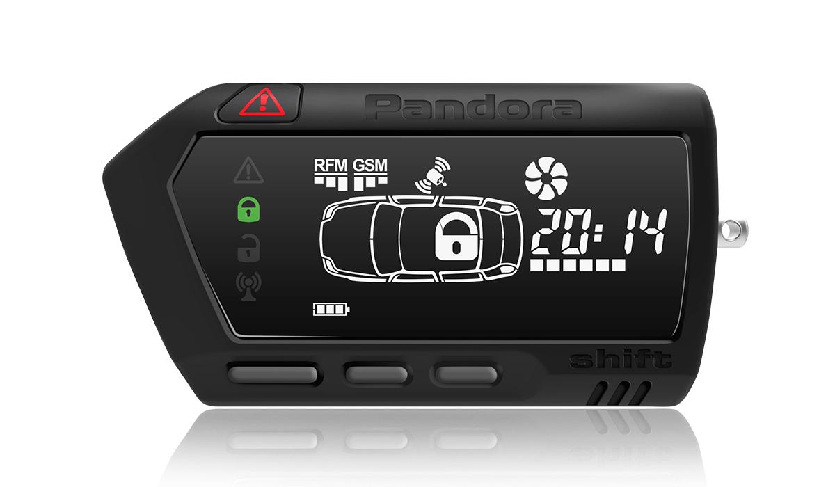 Брелок Pandora LCD DXL 700 light сигнализация pandora dxl 4300 с автозапуском