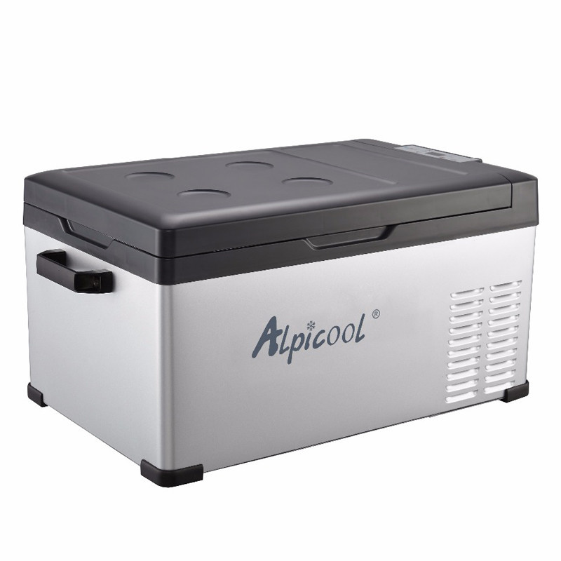 Kомпрессорный автохолодильник ALPICOOL C25 kомпрессорный автохолодильник alpicool cf 55 55л 12 24 220в