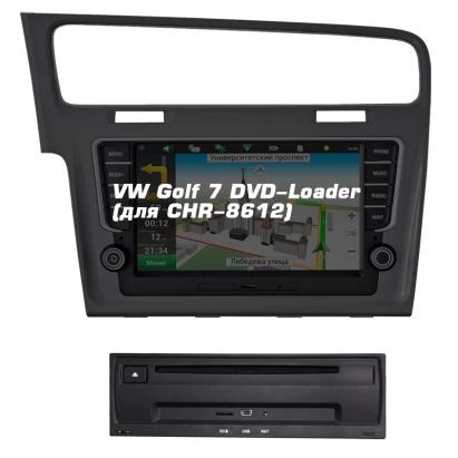 Проигрыватель DVD для Incar CHR-8612 Volkswagen Golf VII power dvd проигрыватель скачать