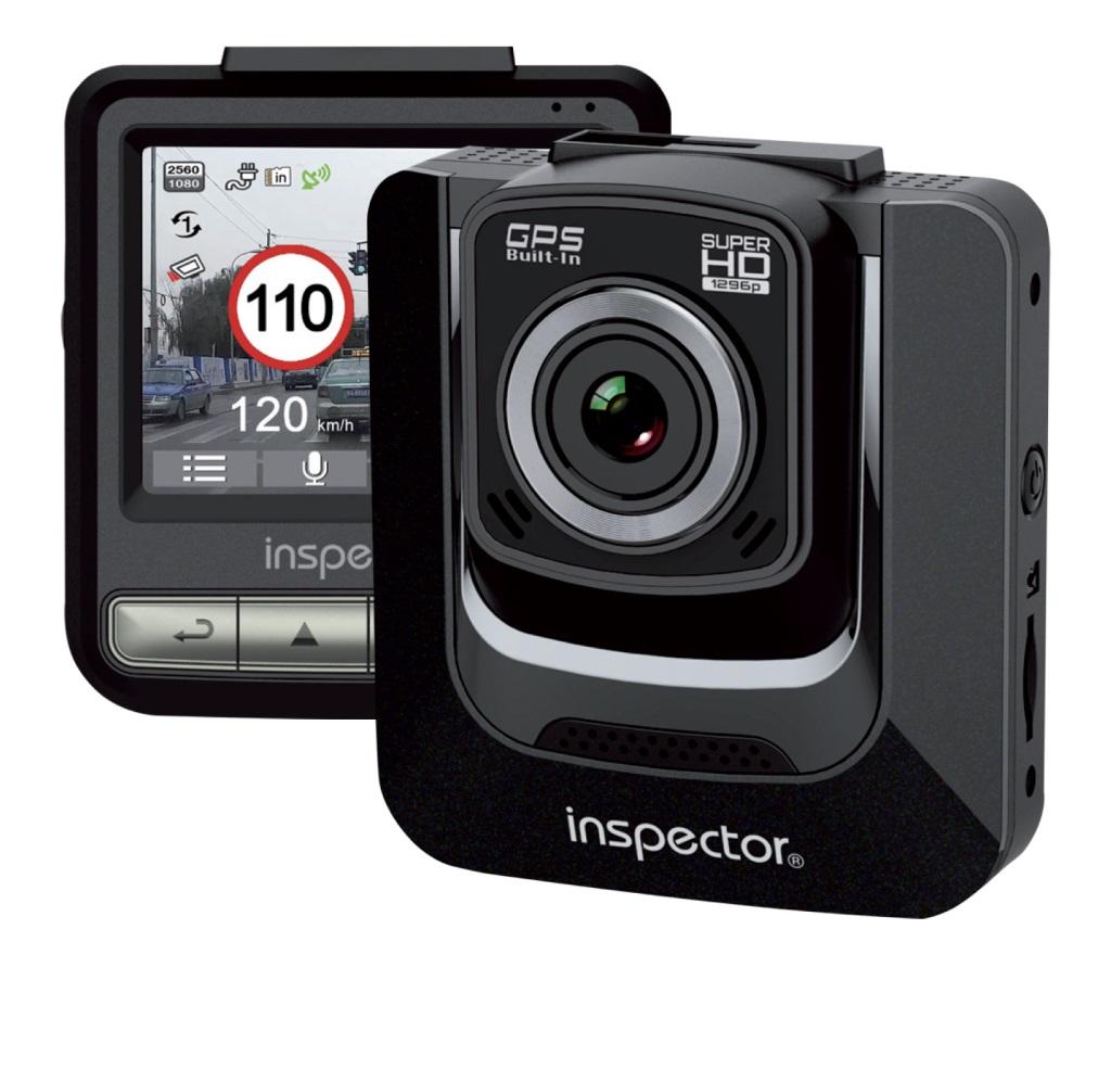 Inspector Tornado (+ Разветвитель в подарок!) видеорегистратор inspector tornado