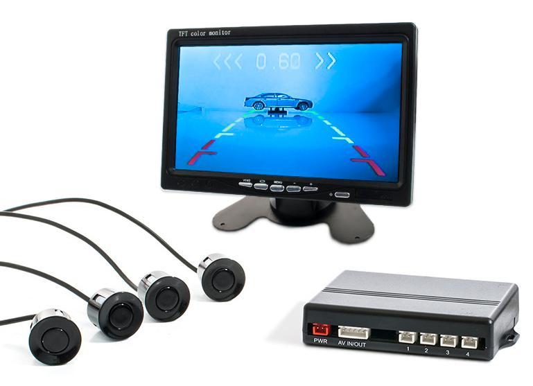 Видеопарктроник AVEL PS-03V (+ Антисептик-спрей для рук в подарок!)