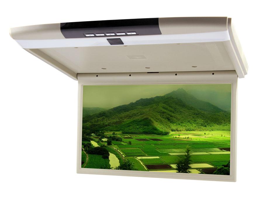 Потолочный монитор для автомобиля 15 дюймов Trinity X-15А (Бежевый) потолочный монитор для автомобиля 15 дюймов trinity x 15а бежевый