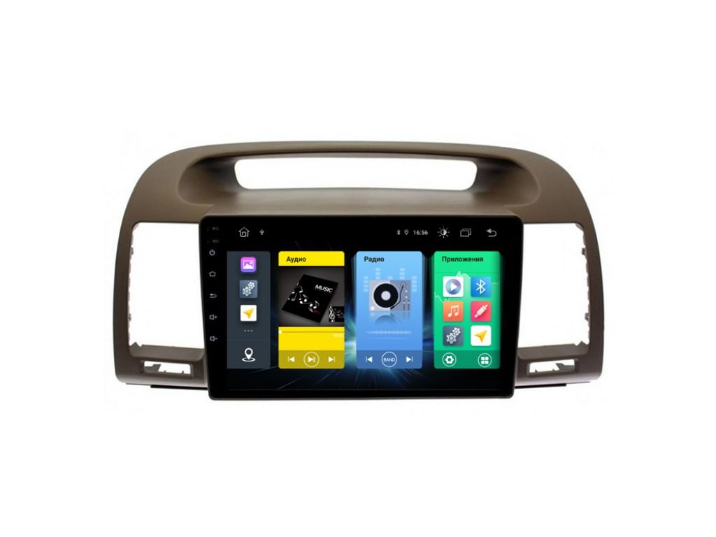 Головное устройство vomi FX346R9-MTK-LTE для Toyota Camry V30 2002-2006 (+ Камера заднего вида в подарок!)