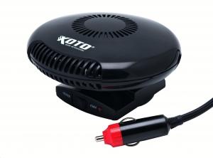 цена на Обогреватель салона автомобиля керамический Koto 12V-901 (12В, 200Вт)