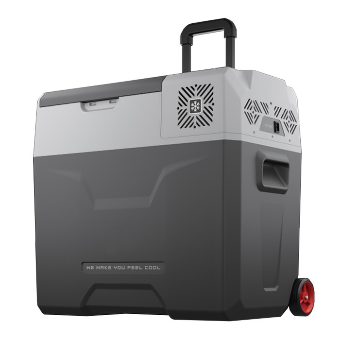 Автохолодильник компрессорный Alpicool CX50 (+ Аккумулятор холода в подарок!)