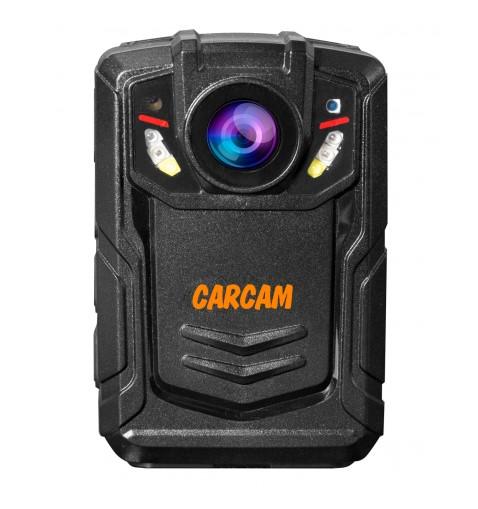 Носимый нагрудный видеорегистратор Каркам КОМБАТ 2s 32Гб (+ Разветвитель в подарок!) видеорегистратор каркам официальный сайт