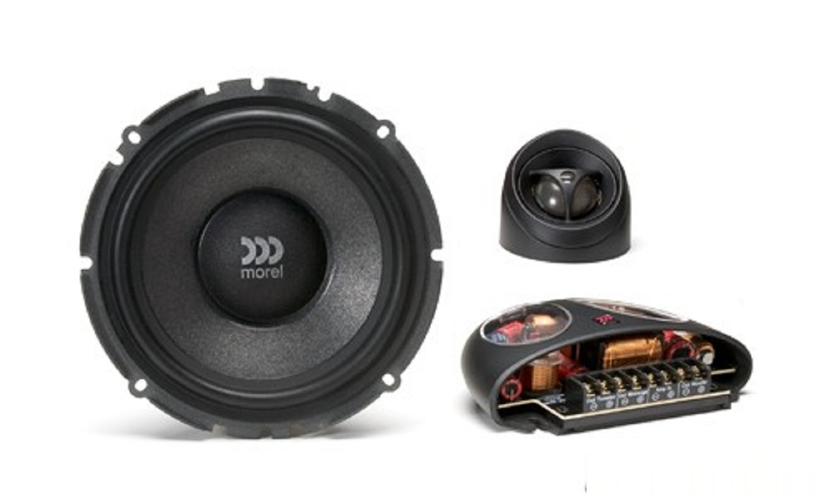 2-компонентная акустика Morel Virtus 602