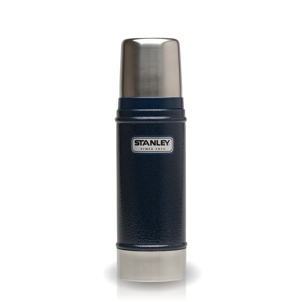 Термос Stanley Classic Vacuum Bottle (0.75л) синий термос primus vacuum bottle 350ml black 741036 page 2