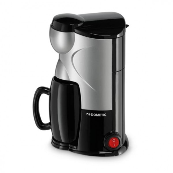 Автомобильная кофеварка Dometic PerfectCoffee MC-01-12 (12В, 250Вт, 150 мл) авточайник dometic perfectkitchen mck750 12в 200вт 750 мл