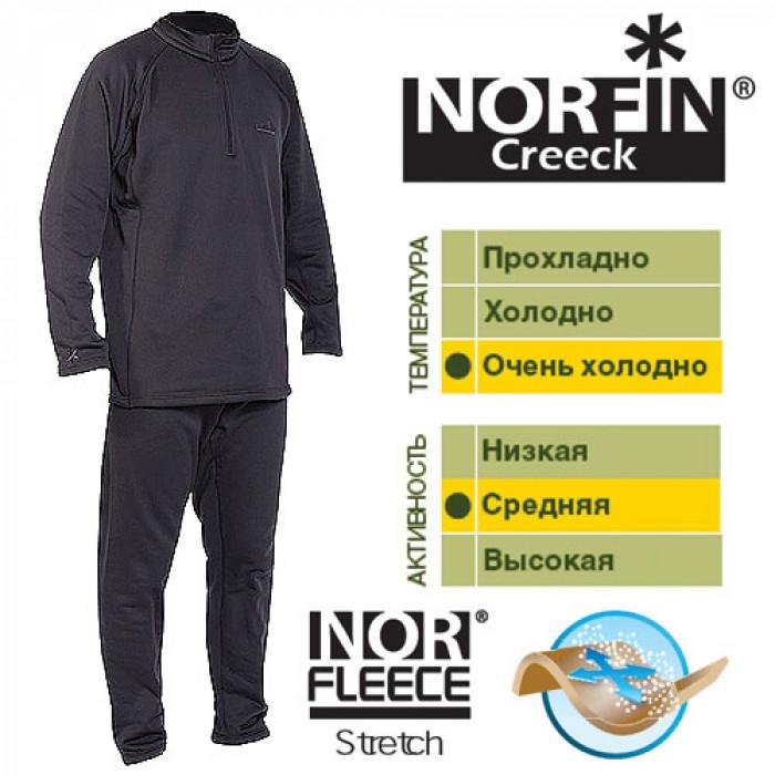 Термобелье Norfin CREECK 06 р.XXXL