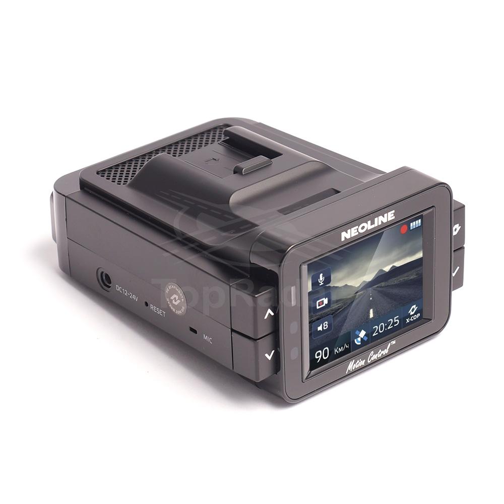 Видеорегистратор с радар-детектором Neoline X-COP 9100
